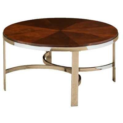 Alexandria Coffee Table - Wayfair