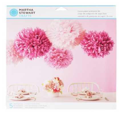 Martha Stewart Crafts Pom Poms - Amazon