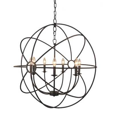 Constance 7 Light Chandelier - AllModern