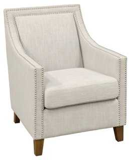 Beatrix Club Chair - One Kings Lane