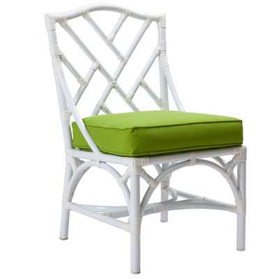 Chippendale Dining Side Chair with Cushion - Wayfair