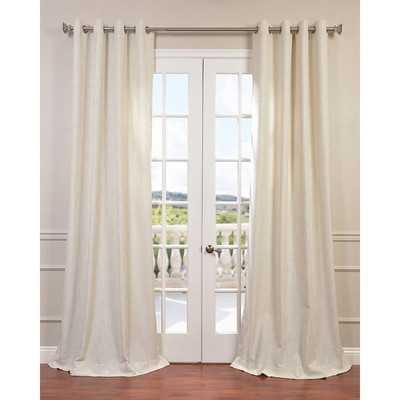 Grommet Single Curtain Panel - Wayfair