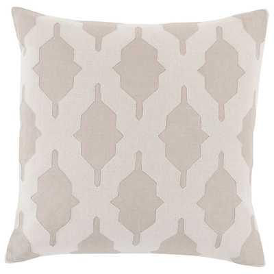 "Surya Salma Decorative Pillow 18"" x 18"" - Layla Grace"