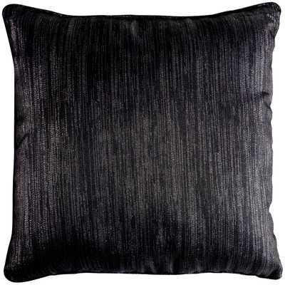 Bling Throw Pillow - Black (Set of 2) - Wayfair
