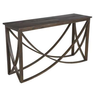 Kosas Home Kosas Collections Moorey Console Table - Overstock