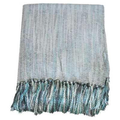 Zephyr Throw Blanket - Wayfair