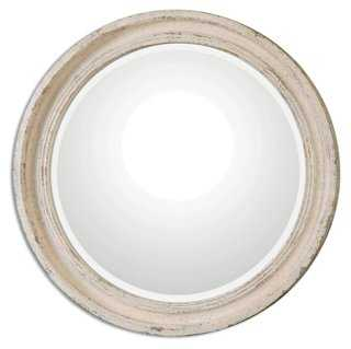 Rothesay Round Wall Mirror - One Kings Lane
