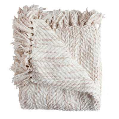 Bella Throw Blanket - Wayfair