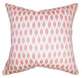 Ebb Web Pillow - One Kings Lane