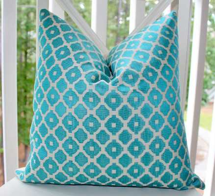 """Decorative Pillow Cover 16"""" x 16"""" insert sold separately - Etsy"""