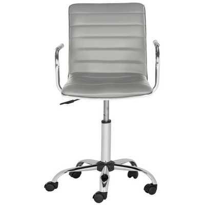 Jonika Desk Chair Grey - Domino