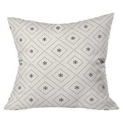 Deny Designs Creamy Dreamy Classic Throw Pillow - 20x20 - With Insert - Target