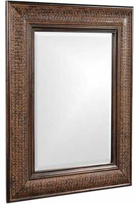 GRANT RECTANGULAR MIRROR - Home Decorators