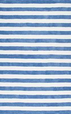Terrace VE19 Coastal Stripes Rug - Rugs USA