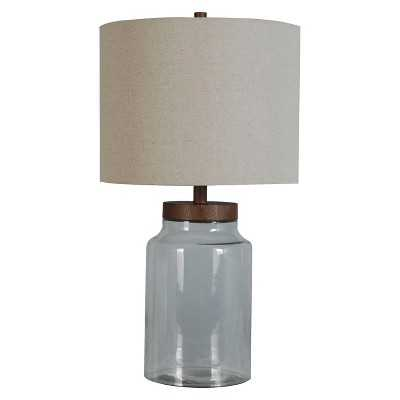 Target home home décor lamps & lighting table lamps Threshold™ Fillable Ambient Lighting Collecti - Target