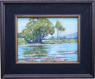 "Sunrises Reflections-18""x15'-Framed - One Kings Lane"