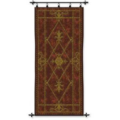 Edinburgh Scroll Large Tapestry - Wayfair