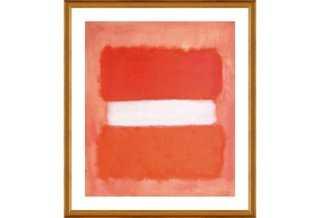 Mark Rothko, White Center II 1957 - One Kings Lane