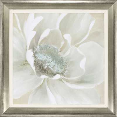 "Winter Blooms I Framed Painting Print - 30"" H x 30"" W - Wayfair"