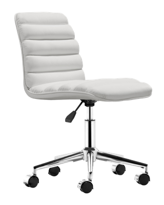 Admire Office Chair White - Domino
