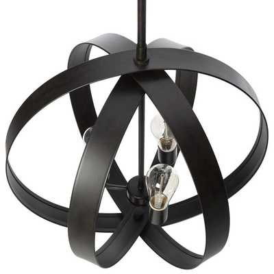 Cassidy 3-light Orb Chandelier - Overstock