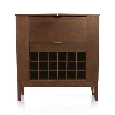 Parker Spirits Bourbon Cabinet - Crate and Barrel