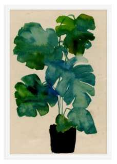 As Collective, Rhododendron - 16x13 - Framed - One Kings Lane