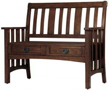 ARTISAN BENCH WITH DRAWERS - Home Decorators