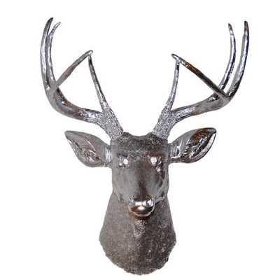 Faux Taxidermy Deer Head Wall Décor - AllModern