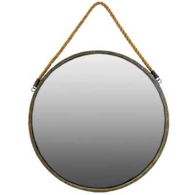 Round Wall Mirror - AllModern