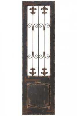 ADRIAN GATE WALL ART - Home Decorators