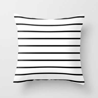 "THROW PILLOW	/ INDOOR COVER (16"" X 16"") WITH PILLOW INSERT - Society6"