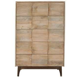 Moe's Home Collection Hugo 5 Drawer Dresser - Wayfair