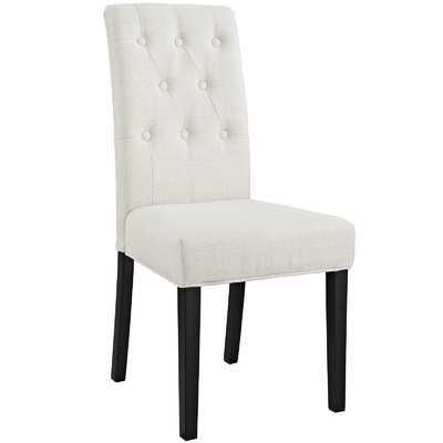 Confer Side Chair - Beige - Wayfair