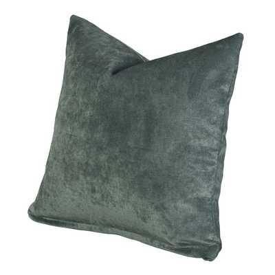 "Padma Throw Pillow - 26"" x 26""-Lagoon - Pollen - Polyester/Polyfill Fill - AllModern"