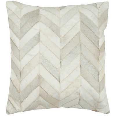 Marley Cotton Throw Pillow - AllModern
