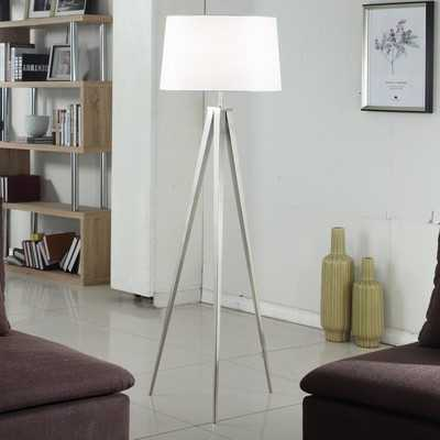 "Hollywood 63"" Tripod Floor Lamp - Wayfair"