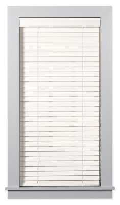 Classic 2 in. Wood Blinds - Home Depot