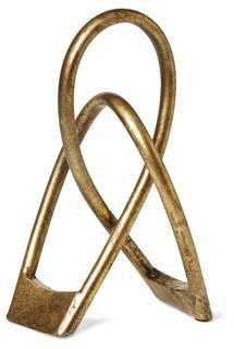 Love Knot Sculpture-Small - One Kings Lane