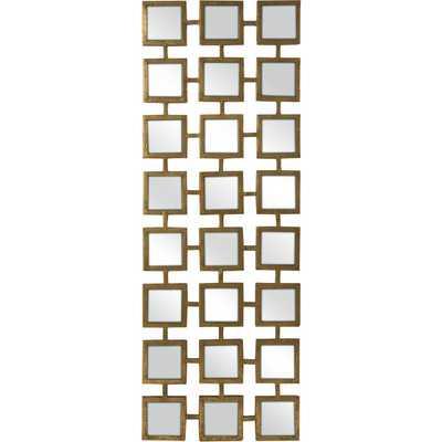 Imax Kingsley Rectangle Wall Mirror - Overstock