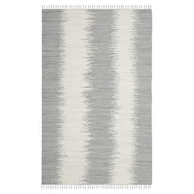 Safavieh Montauk Gray Abstract Area Rug - Wayfair