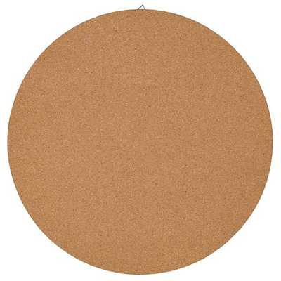 Perfect Circle Corkboard - Land of Nod