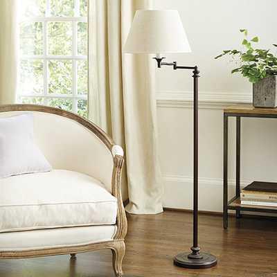 Hugh Floor Lamp - Ballard Designs