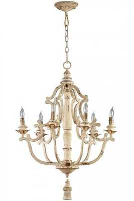 MAISON 6-LIGHT CHANDELIER - Home Decorators