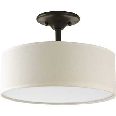 Inspire 2 Light Pendant - Antique Bronze - Wayfair