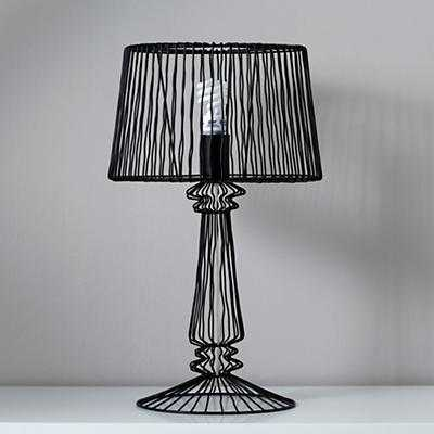 Wire Table Lamp - Land of Nod