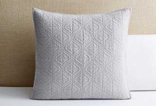 OKL Exclusive Quilted Euro Sham - One Kings Lane