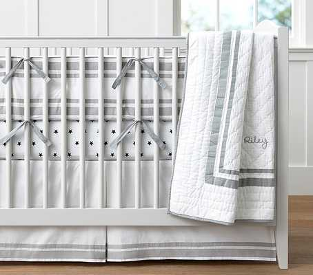 Harper Nursery Quilt - Pottery Barn Kids