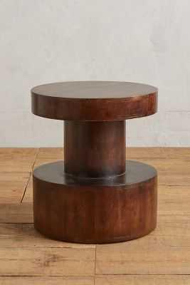 Betania Side Table, Spool - Anthropologie