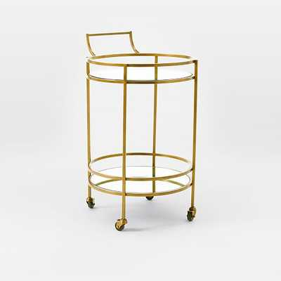 Valet Bar Cart - West Elm